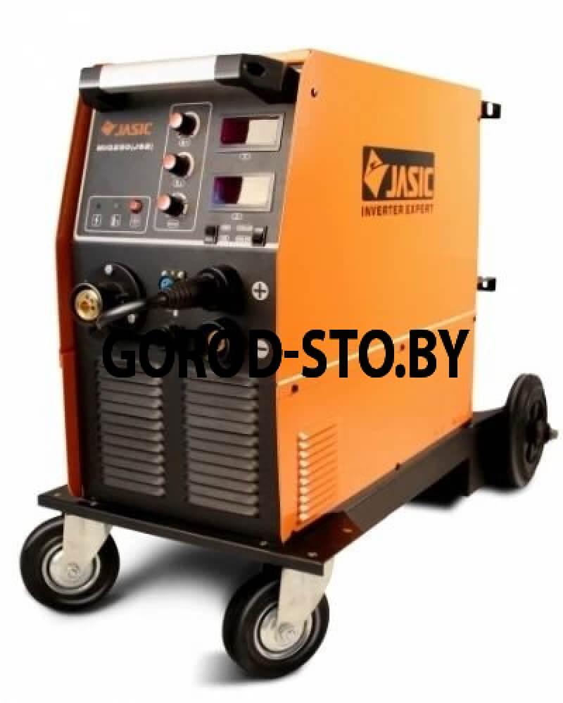 Аппарат для полуавтоматической сварки Jasic Mig 250 (N292)