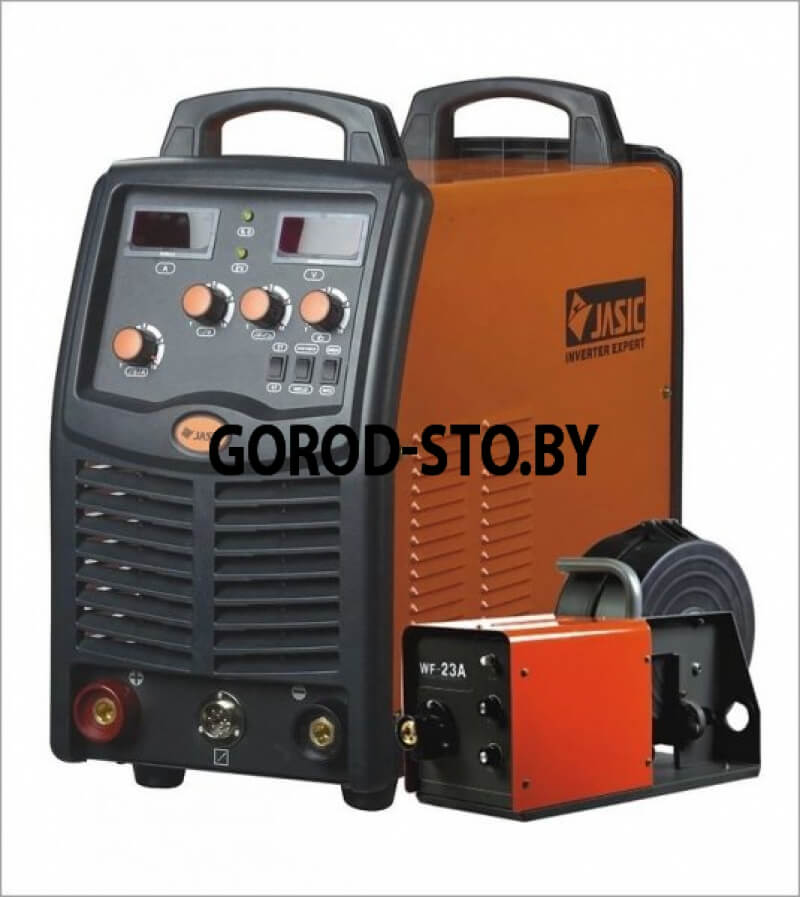 Аппарат для полуавтоматической сварки Jasic Mig 400 (N361)