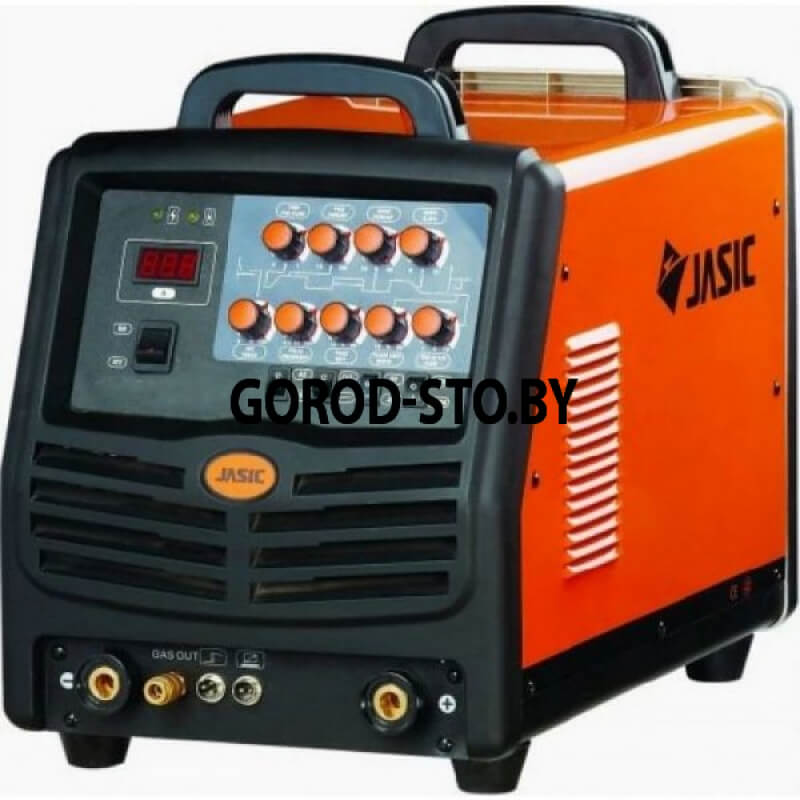 Аппарат для сварки неплавящимся электродом Jasic TIG 250P ACDC (E102)