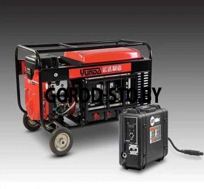 Сварочный генератор JASIC H 300