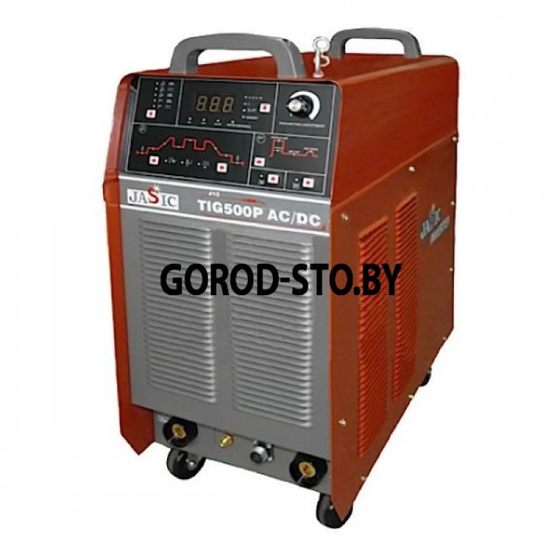 Аппарат для сварки неплавящимся электродом Jasic TIG 500P ACDC (J1210)