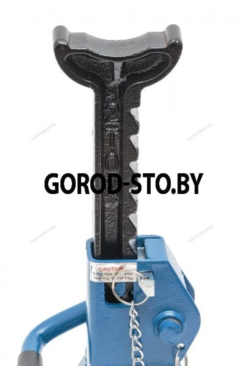 Стойка механическая под авто NORDBERG N3002E