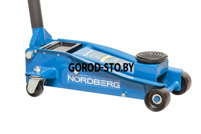 Домкрат подкатной NORDBERG ECO N32025L