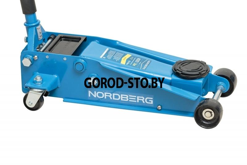 Домкрат подкатной NORDBERG N3203
