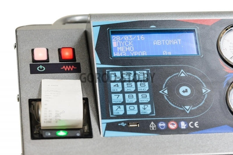 Автоматическая установка для заправки кондиционера NORDBERG NF22L