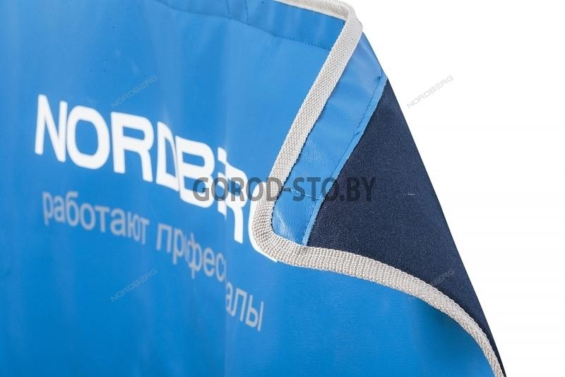 Накидка на крыло с лого NORDBERG NN1