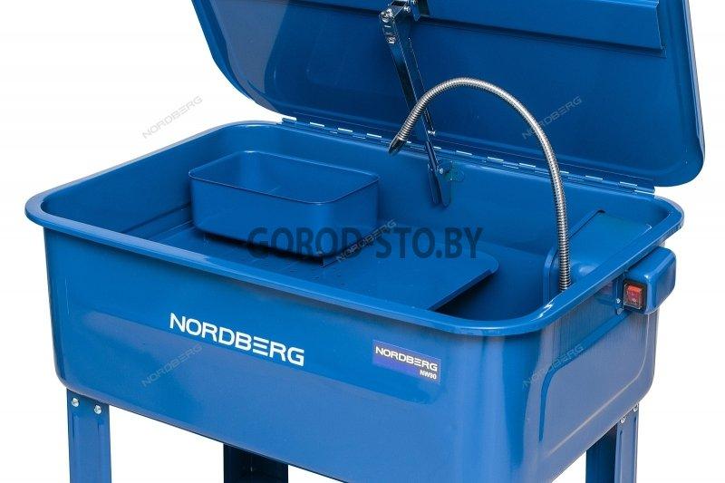 Установка для мойки деталей NORDBERG NW90