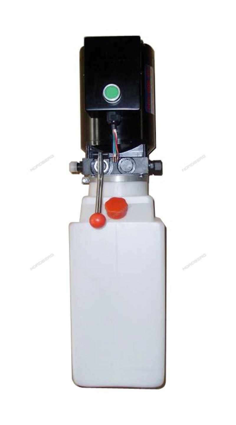 Гидростанция для двухстоечных подъемников NORDBERG P2PL