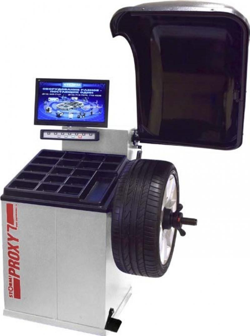 Станок балансировочный СТОРМ Proxy-7 (220В)