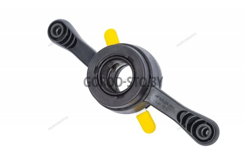 Гайка быстрозажимная диаметр 40 мм NORDBERG 45HAW40*3