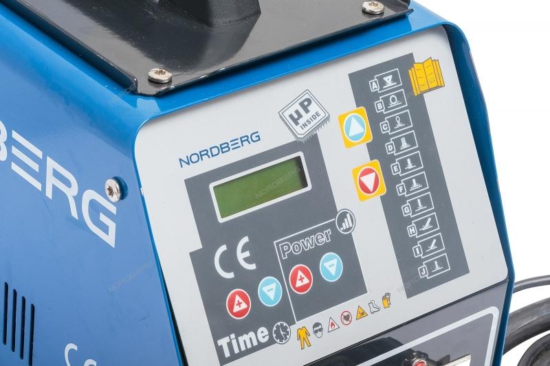 Аппарат для контактной точечной сварки NORDBERG WS4