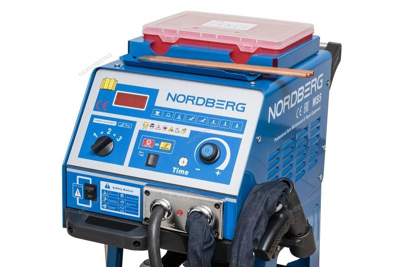 Аппарат точечной сварки NORDBERG WS5