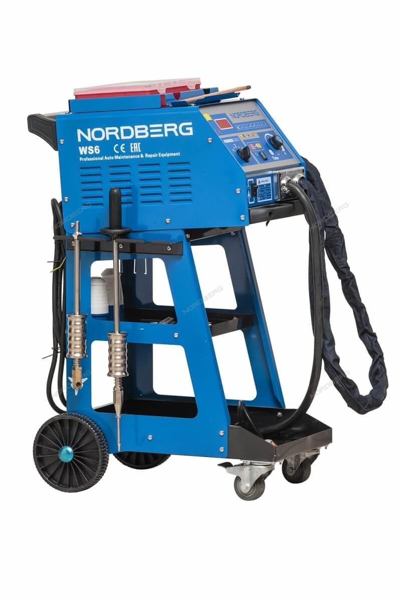 Аппарат точечной сварки NORDBERG WS6