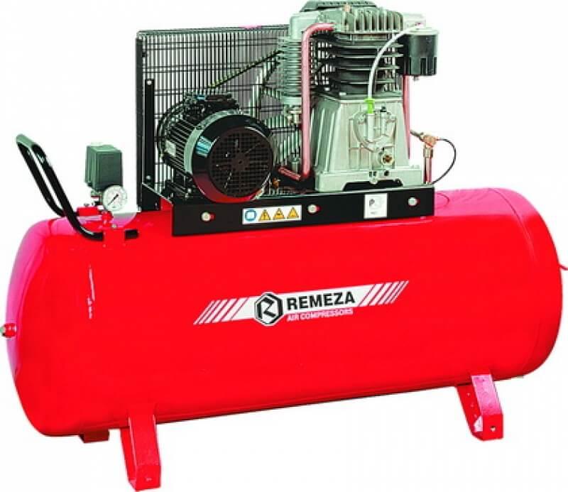 Компрессоры поршневые 5,5 кВт маслозаполненные