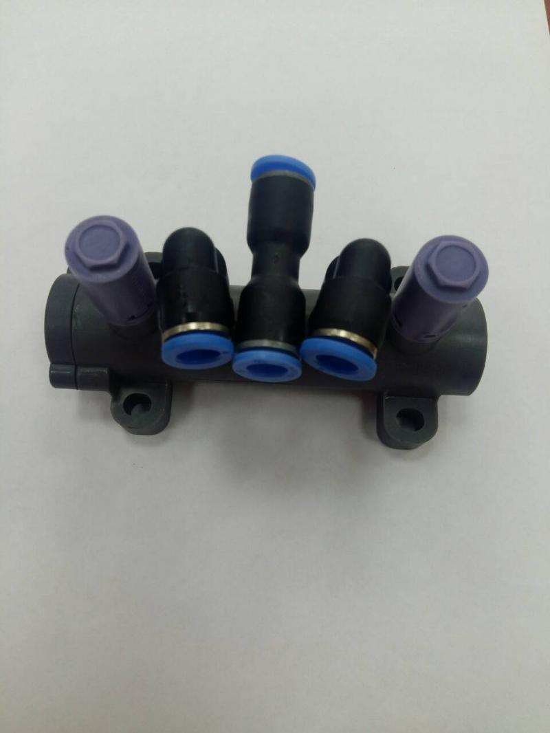 Клапан педального узла в сборе для шиномонтажных станков FLYING BL533, BL5333IT и других. Арт. 423 (CW-110-020001- 0)