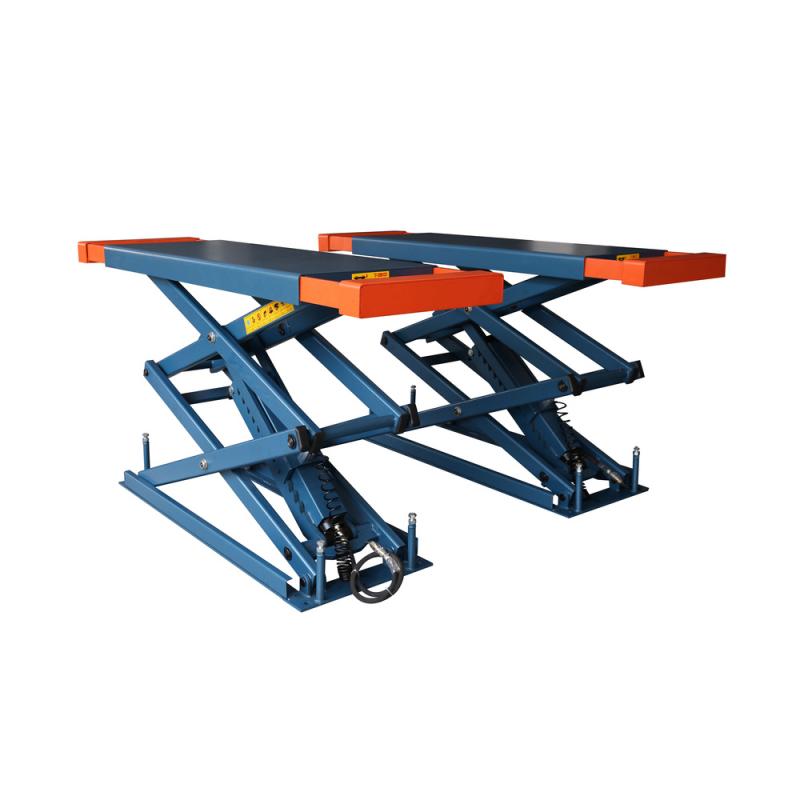 Ножничный подъемник для автосервиса Flying FR-6105A