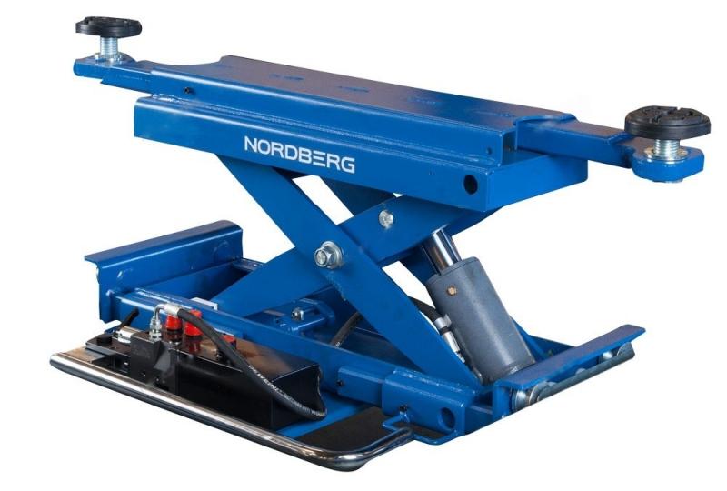 Nordberg 4445J траверса