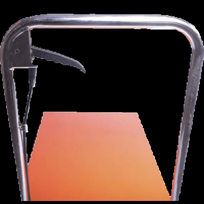 Подъемный стол гидравлический TOR WP-350
