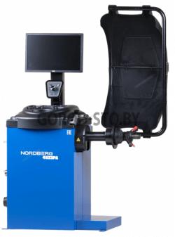 Балансировочный станок автомат с дисплеем NORDBERG 4523PA