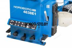 Станок шиномонтажный NORDBERG 4638E1 380