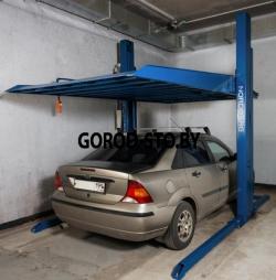 Парковка двухуровневая NORDBERG NB-3