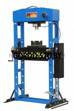 Пресс гидравлический напольный NORDBERG N3650F