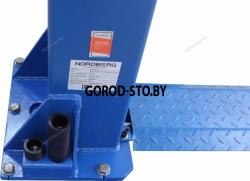 Подъёмник 2-х стоечный электрогидравлический NORDBERG N4121A-4T