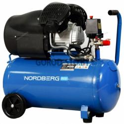 Компрессор поршневой V-образный NORDBERG NCE50/410V ECO