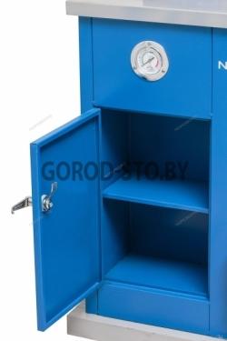 Пневматический станок для клепки тормозных колодок NORDBERG NR6