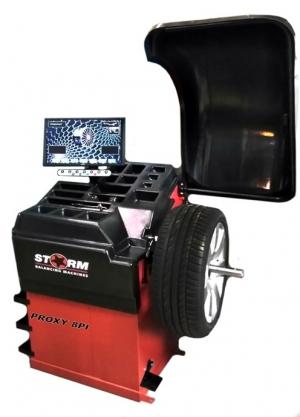 Станок балансировочный СТОРМ Proxy-8p (220В)