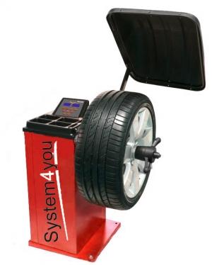 Станок балансировочный СТОРМ SS-500