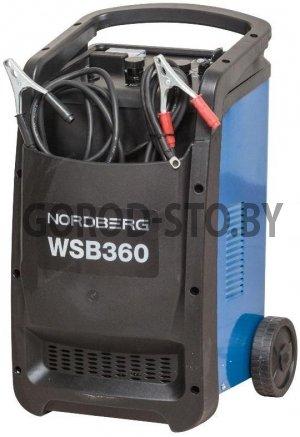 Устройство пуско-зарядное NORDBERG WSB360