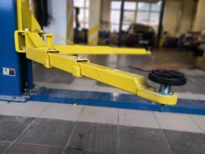 Подъёмник 2-х стоечный электрогидравлический FLYING T4-AА