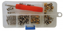 Комплект клапанов шредера с ключом 91337