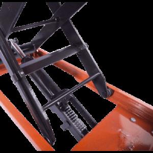 Ножничный подъемный стол (тележка) TOR WP-500