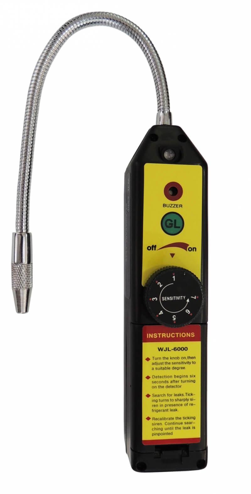 Течеискатель WJL-6000